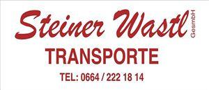 Steiner Wastl GesmbH. Transporte-Schotter
